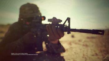 USO TV Spot, 'Not Forgotten' - Thumbnail 8