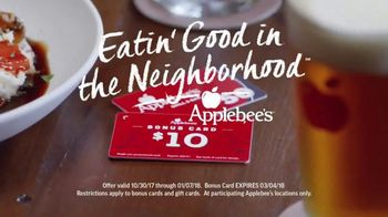 Applebee's TV Spot, 'Wonderful Friends' Song by Andy Williams - Thumbnail 8