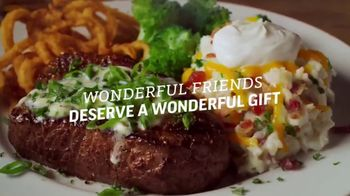 Applebee's TV Spot, 'Wonderful Friends' Song by Andy Williams