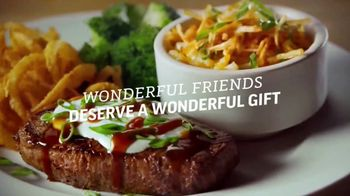 Applebee's TV Spot, 'Wonderful Friends' Song by Andy Williams - Thumbnail 4