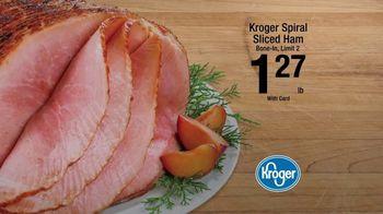 The Kroger Company TV Spot, 'Holiday Inspiration: Ham'