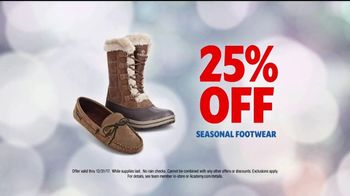Academy Sports + Outdoors TV Spot, 'Footwear and Fan Gear' - Thumbnail 3