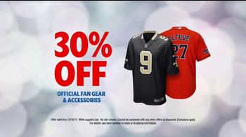 Academy Sports + Outdoors TV Spot, 'Footwear and Fan Gear' - Thumbnail 4