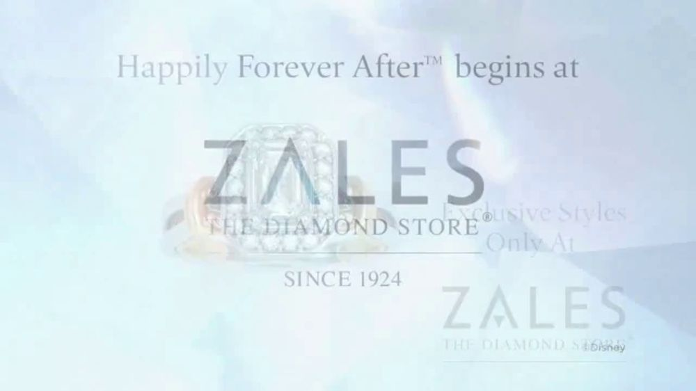 Zales Enchanted Disney Fine Jewelry Tv Commercial Snow