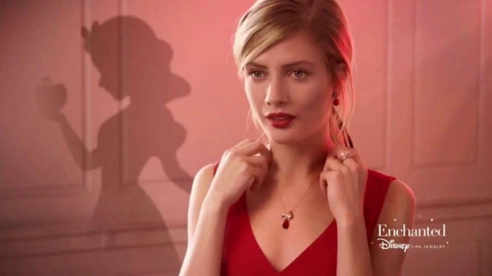 Zales Enchanted Disney Fine Jewelry Tv Commercial Snow White