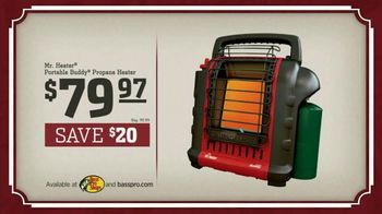 Bass Pro Shops Christmas Sale TV Spot, 'Fleece Throws and Heaters' - Thumbnail 9