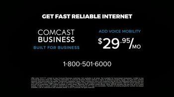 Comcast Business Internet and Voice TV Spot, 'No Comparison' - Thumbnail 7