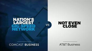 Comcast Business Internet and Voice TV Spot, 'No Comparison' - Thumbnail 3