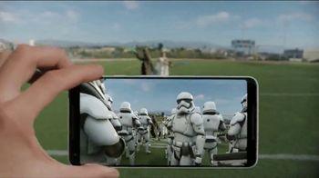 Google Pixel 2 TV Spot, 'The Last Jedi AR Stickers' - 950 commercial airings