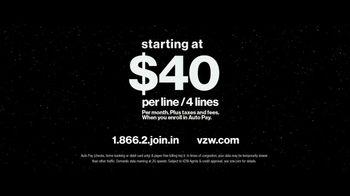 Verizon TV Spot, 'Star Wars: The Last Jedi' - Thumbnail 10