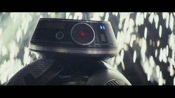 Verizon TV Spot, 'Star Wars: The Last Jedi' - Thumbnail 9