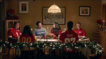 NFL Shop TV Spot, 'Christmas Dinner: 20 Percent Off' - Thumbnail 10