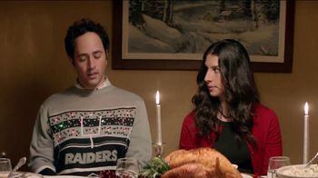 NFL Shop TV Spot, 'Christmas Dinner: 20 Percent Off'