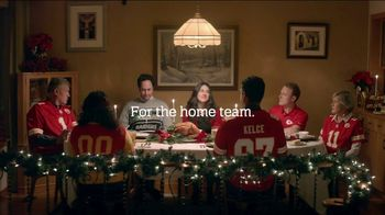 NFL Shop TV Spot, 'Christmas Dinner: 20 Percent Off' - Thumbnail 6