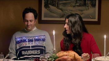 NFL Shop TV Spot, 'Christmas Dinner: 20 Percent Off' - Thumbnail 7