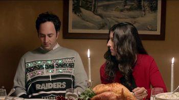 NFL Shop TV Spot, 'Christmas Dinner: 20 Percent Off' - Thumbnail 9