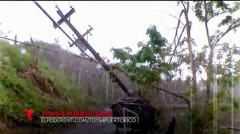 Telemundo TV Spot, 'Toys 4 Puerto Rico' con Lin-Manuel Miranda [Spanish] - Thumbnail 3