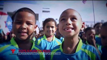 Telemundo TV Spot, 'Toys 4 Puerto Rico' con Lin-Manuel Miranda [Spanish] - Thumbnail 5