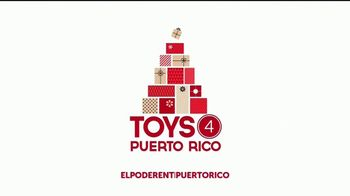 Telemundo TV Spot, 'Toys 4 Puerto Rico' con Lin-Manuel Miranda [Spanish] - Thumbnail 7