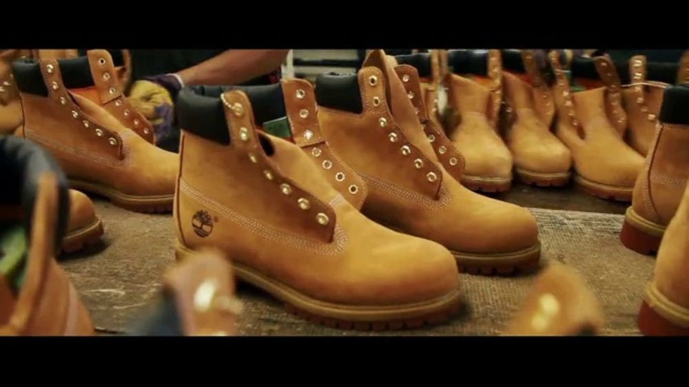 543005ffc2 Timberland TV Commercial