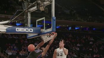 2018 Big East Tournament TV Spot, 'Madison Square Garden' Ft. Tyrone Briggs - Thumbnail 7