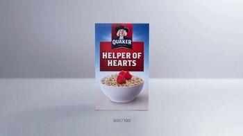 Quaker Oats TV Spot, 'Live the Life You Love' - Thumbnail 6