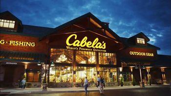 Cabela's Christmas Sale TV Spot, 'Slippers, Logo Wear and Binoculars' - Thumbnail 9