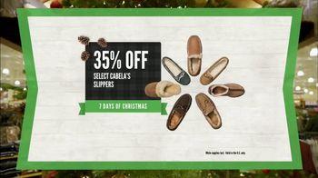 Cabela's Christmas Sale TV Spot, 'Slippers, Logo Wear and Binoculars' - Thumbnail 5