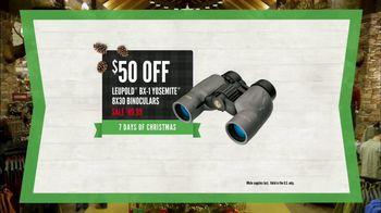 Cabela's Christmas Sale TV Spot, 'Slippers, Logo Wear and Binoculars' - Thumbnail 7
