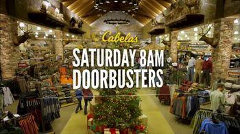 Cabela's Christmas Sale TV Spot, 'Slippers, Logo Wear and Binoculars' - Thumbnail 8