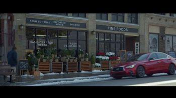 Infiniti Start Your Own Legacy Winter Event TV Spot, 'Errands'