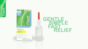 Fleet Enemas TV Spot, 'Easy-Squeeze Bottle' - Thumbnail 7