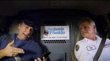 Benjamin Franklin Plumbing TV Spot, 'Dispatcher: $79 Deal' Feat. Mike Rowe - 1 commercial airings