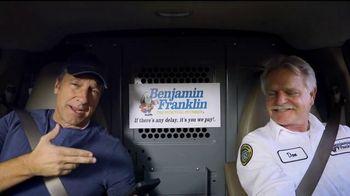 Benjamin Franklin Plumbing TV Spot, 'Dispatcher: $79 Deal' Feat. Mike Rowe