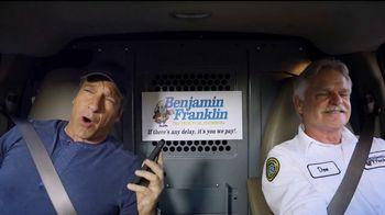 Benjamin Franklin Plumbing TV Spot, 'Dispatcher: $79 Deal' Feat. Mike Rowe - Thumbnail 4