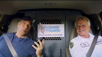Benjamin Franklin Plumbing TV Spot, 'Dispatcher: $79 Deal' Feat. Mike Rowe - Thumbnail 6