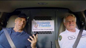 Benjamin Franklin Plumbing TV Spot, 'Dispatcher: $79 Deal' Feat. Mike Rowe - Thumbnail 7