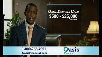 Oasis Legal Finance TV Spot, 'Don't Let Your Case Drag On'
