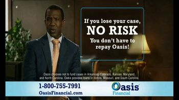 Oasis Legal Finance TV Spot, 'Don't Let Your Case Drag On' - Thumbnail 5