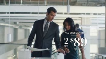JoS. A. Bank Last Dash Gift Sale TV Spot, 'Leather Jackets & Dress Shirts' - Thumbnail 6