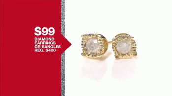 Macy's One Day Sale TV Spot, 'Jewelry Deals of the Day: Earrings & Bangles' - Thumbnail 4