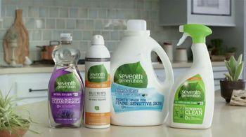 Seventh Generation Disinfectant Spray TV Spot, 'Rinse' Feat. Maya Rudolph - Thumbnail 10