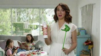 Seventh Generation Disinfectant Spray TV Spot, 'Rinse' Feat. Maya Rudolph