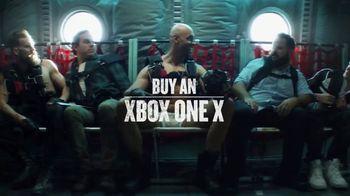 PlayerUnknown's Battlegrounds TV Spot, 'Xbox One X: Gas Mask' - Thumbnail 4