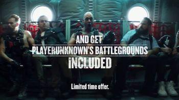PlayerUnknown's Battlegrounds TV Spot, 'Xbox One X: Gas Mask' - Thumbnail 5