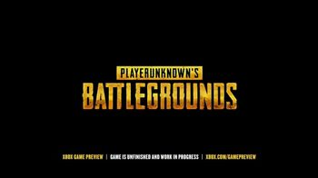 PlayerUnknown's Battlegrounds TV Spot, 'Xbox One X: Gas Mask' - Thumbnail 6