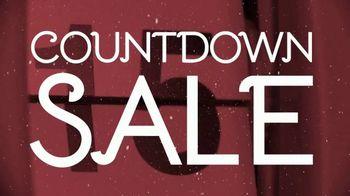Stein Mart Countdown Sale TV Spot, 'Gift List'