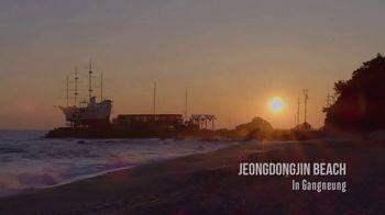 Gangwon Tourism TV Spot, 'Jeongdongjin Beach' - Thumbnail 3