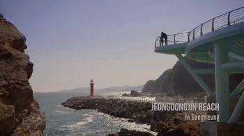 Gangwon Tourism TV Spot, 'Jeongdongjin Beach' - Thumbnail 4