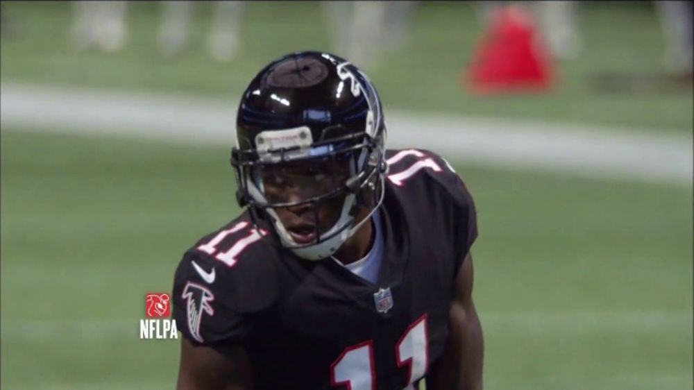 Bose TV Commercial, 'Dialed In: Julio Jones'